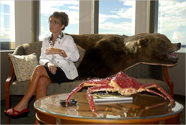palin-on-bear